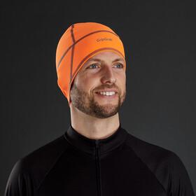 GripGrab Hi-Vis Bonnet thermique Haute Visibilité, orange hi-vis